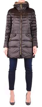 Peuterey Women's Brown Polyester Down Jacket.