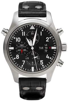 IWC Pilot's Watch Double Chronograph IW377801 Mens Watch