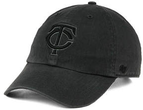 '47 Minnesota Twins Charcoal Clean Up Cap