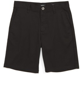 RVCA Boy's 'Weekday' Shorts