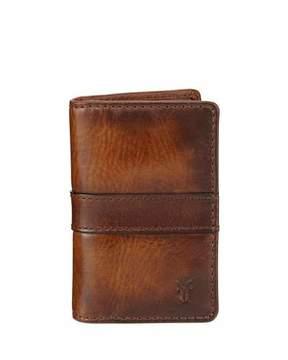 Frye Oliver Tall Leather Bi-Fold Wallet