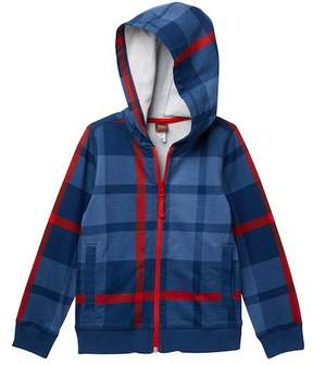Tea Collection Archibald Zip Hoodie (Toddler Boys)