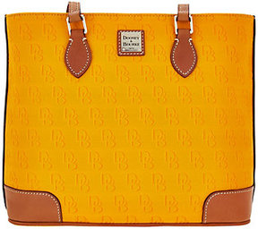 Dooney & Bourke As Is Blended Shadow Small Richmond Shopper - ONE COLOR - STYLE