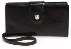 Hobo Danette Glazed Continental Wallet