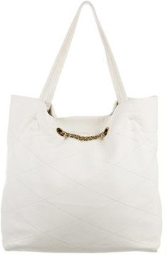 Lanvin Quilted Carry Me Tote