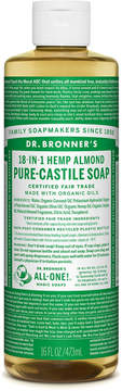 Dr. Bronner's Almond Pure-Castile Liquid Soap