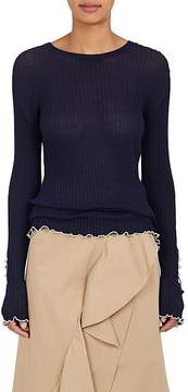3.1 Phillip Lim Women's Embellished Wool-Blend Sweater