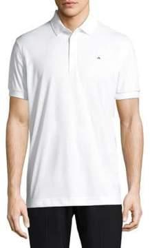 J. Lindeberg Golf Short-Sleeve Polo