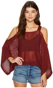 Bishop + Young Ana Cold Shoulder Sweater Women's Sweater