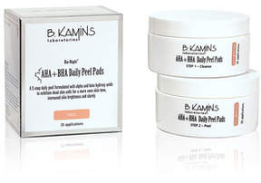 B. Kamins AHA and BHA Daily Peel Pads