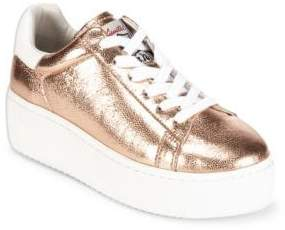 Ash Cult Rame Leather Sneakers