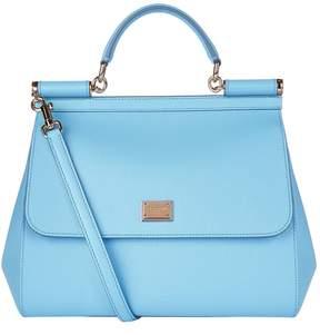 Dolce & Gabbana Large Sicily Top Handle Bag - MULTI - STYLE