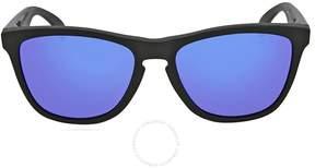 Oakley Frogskins Violet Iridium Sunglasses