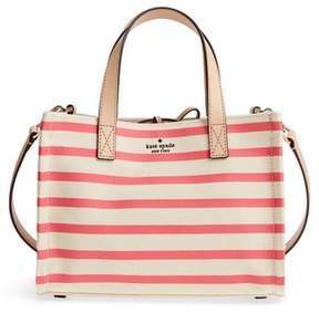 Kate Spade Washington Square - Sam Canvas Handbag