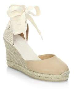 Soludos Gladiator Tall Wedge Sandals