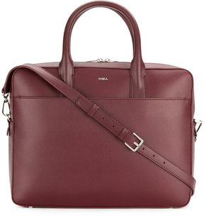 Furla laptop tote bag