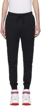 Nike Black Tech Fleece Jogger Pants