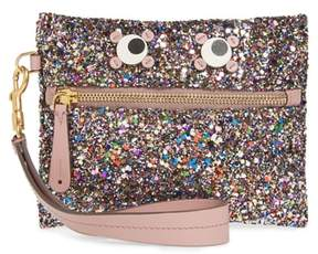 Anya Hindmarch Small Circulus Eyes Zip Pouch