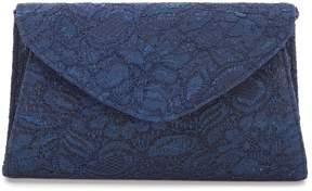 Adrianna Papell Seta Lace Envelope Clutch