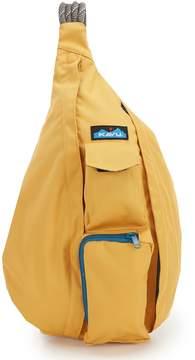 Kavu Rope Solid Polyester Sling Bag