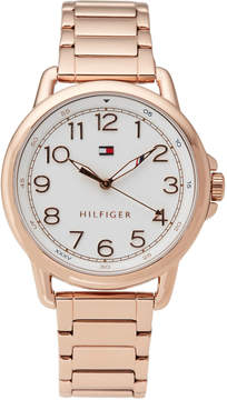Tommy Hilfiger 1781657 Rose Gold-Tone Casey Watch