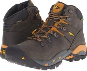 Keen Cleveland Soft Toe Men's Work Lace-up Boots
