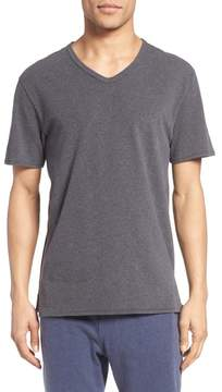 Nordstrom Stretch Cotton V-Neck T-Shirt