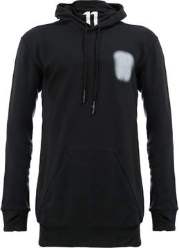 11 By Boris Bidjan Saberi Eleven longline hoodie