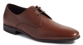 Salvatore Ferragamo Men's Fortunato 2 Plain Toe Derby