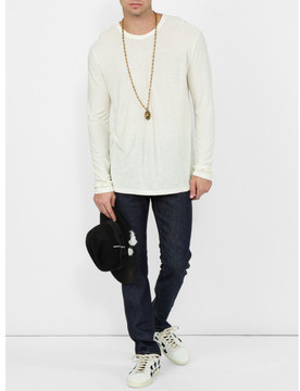 Alexander Wang SLUB LONG SLEEVE TEE