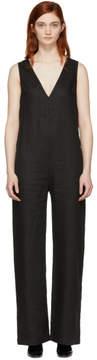 Nomia Black V-Neck Jumpsuit