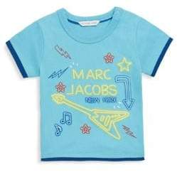 Little Marc Jacobs Baby Boy's Graphic Cotton Tee