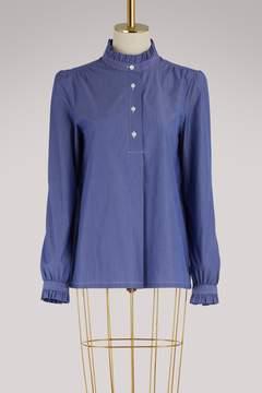 A.P.C. Saint Germain cotton blouse