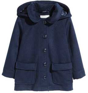H&M Coat with Hood