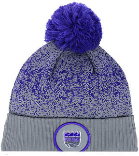 New Era Sacramento Kings On-Court Collection Pom Knit Hat