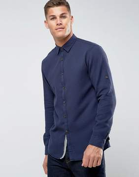 Tom Tailor Shirt In Regular Fit With Texture
