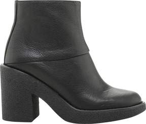 Jil Sander Navy Zenias Ankle Boot (Women's)