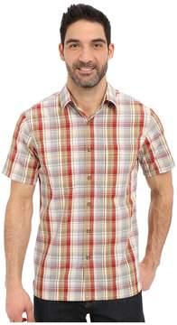 Royal Robbins Playa Plaid Short Sleeve Shirt Men's Short Sleeve Button Up