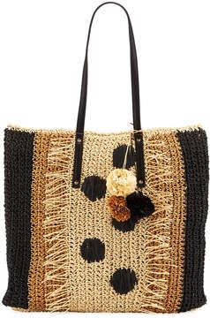Tommy Bahama Bahama Mama Tote Straw Bag
