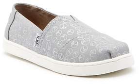 Toms Classic Slip-On Sneaker (Little Kid & Big Kid)
