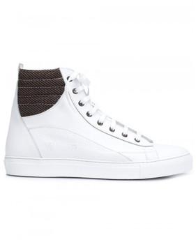 Raf Simons hi-top sneakers