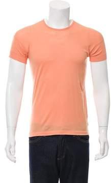 John Smedley Short Sleeve Crew Neck T-Shirt