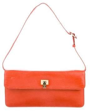 Lambertson Truex Lizard Shoulder Bag