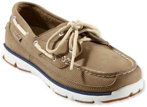 L.L. Bean L.L.Bean Women's Portlander Free Flex Boat Shoes