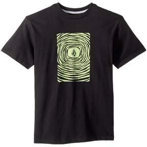 Volcom Engulf Short Sleeve Tee Boy's T Shirt