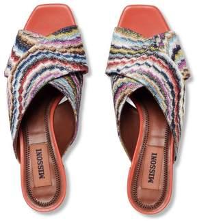 Missoni | High-Heeled Sandals | 10 us | White
