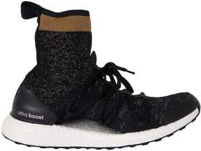 adidas by Stella McCartney Black Ultraboost Mid Sock Sneakers