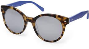 Fossil Abilene Round Sunglasses