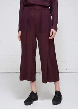 MS MIN Multi Pleat Trousers