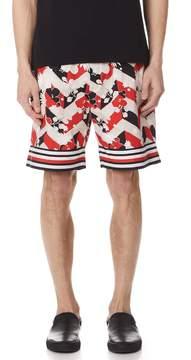 MAISON KITSUNÉ Venice Trim Shorts